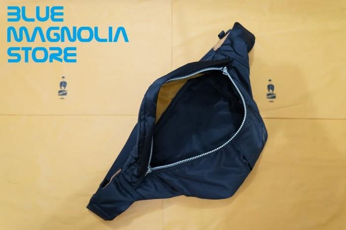 b1472704cdcf Jual HEAD PORTER TANKER Waist Bag (L) - Black - Blue Magnolia Store ...