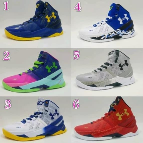 ... harga Sepatu basket under armour stephen curry premium import  Tokopedia.com d2c984ad13