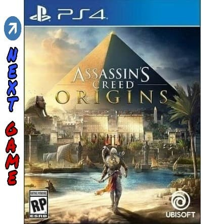 Jual Ps4 Assassin Creed Origins Ac Origin Region 3 Kota Surabaya Next Game Tokopedia