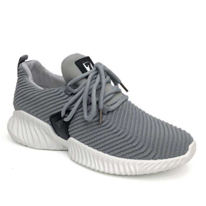 PAVILLION Sepatu Sneakers Pria 800-3898 Grey