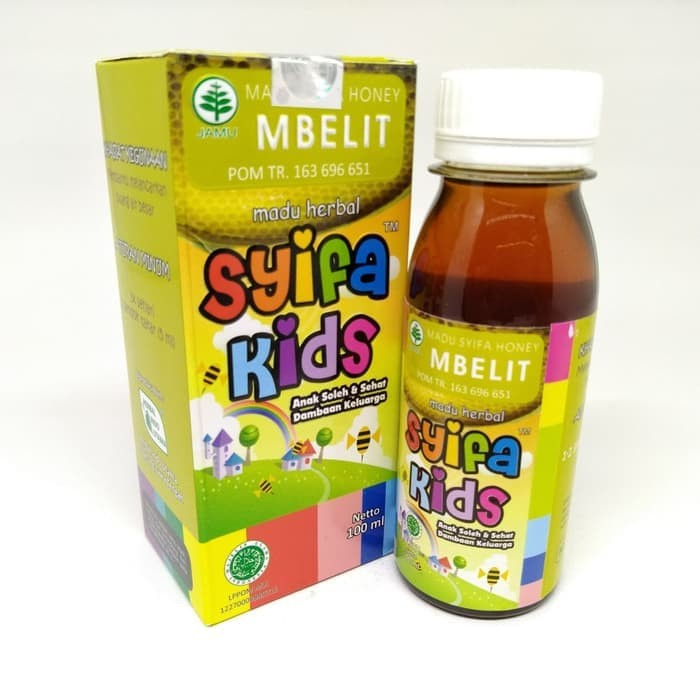 Foto Produk Madu Anak Syifa Kids MBELIT / Sembelit dari Nayla Agency