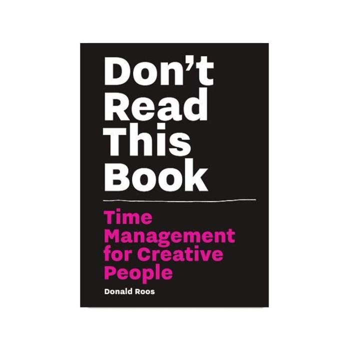 harga Donald roos don't read this book Tokopedia.com