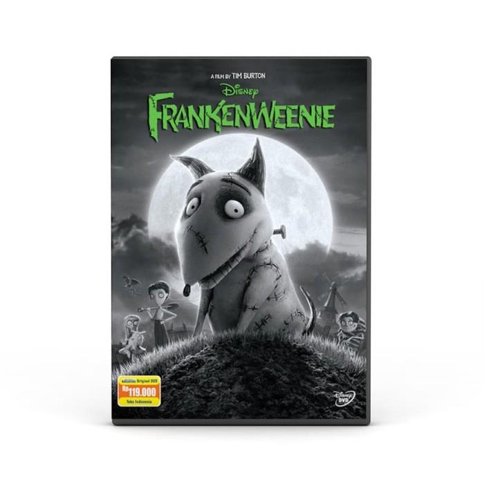 harga Dvd : frankenweenie Tokopedia.com