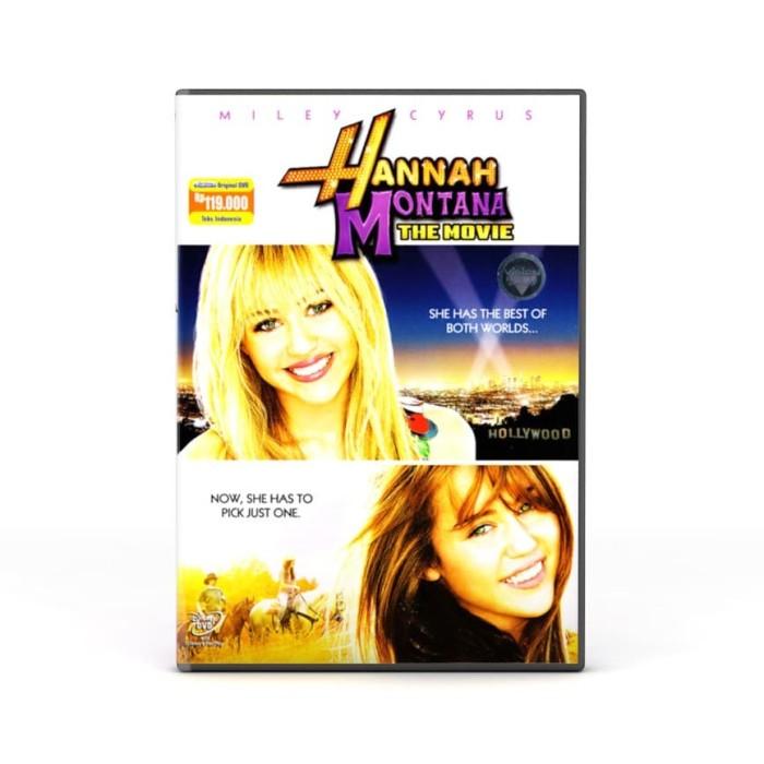 harga Dvd : hannah montana the movie one size Tokopedia.com