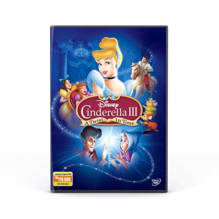 harga Cinderella 3 : a twist in time special edition Tokopedia.com