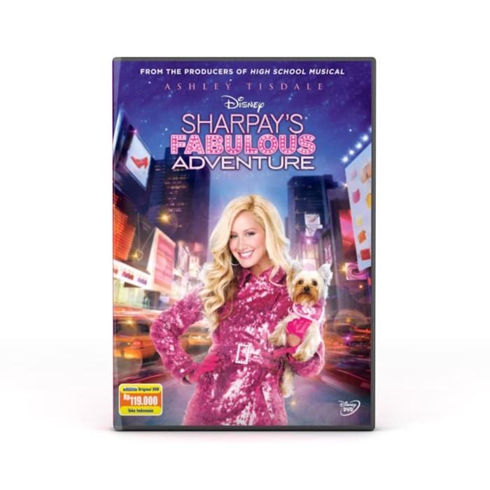harga Dvd : sharpay's fabulous adventure one size Tokopedia.com