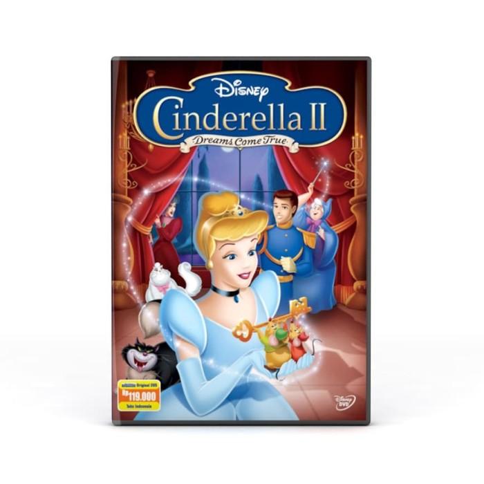 harga Cinderella 2 : dreams come true special edition one size mix Tokopedia.com