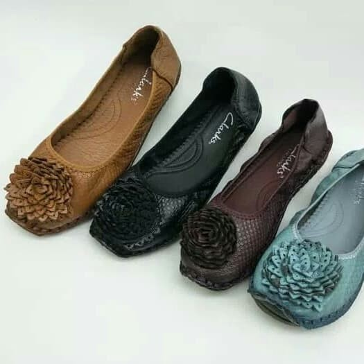 Sepatu clarks sepatu wanita clarks 8818 sepatu kerja wanita 4025e25c61