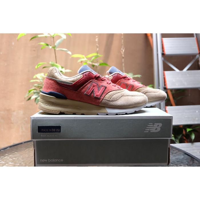 newest 8dbe3 5a729 Jual New Balance 997 X Stance, LIMITED EDITION!! - , - Kota Bandung -  Ayaqqabi_sneakers   Tokopedia