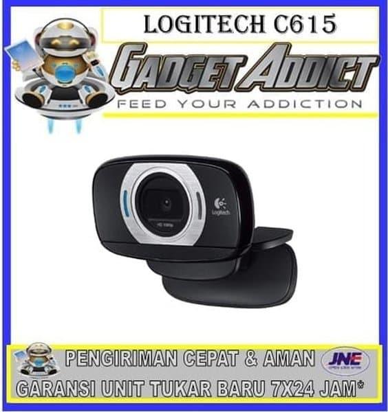 Promo Logitech C615 Terlaris