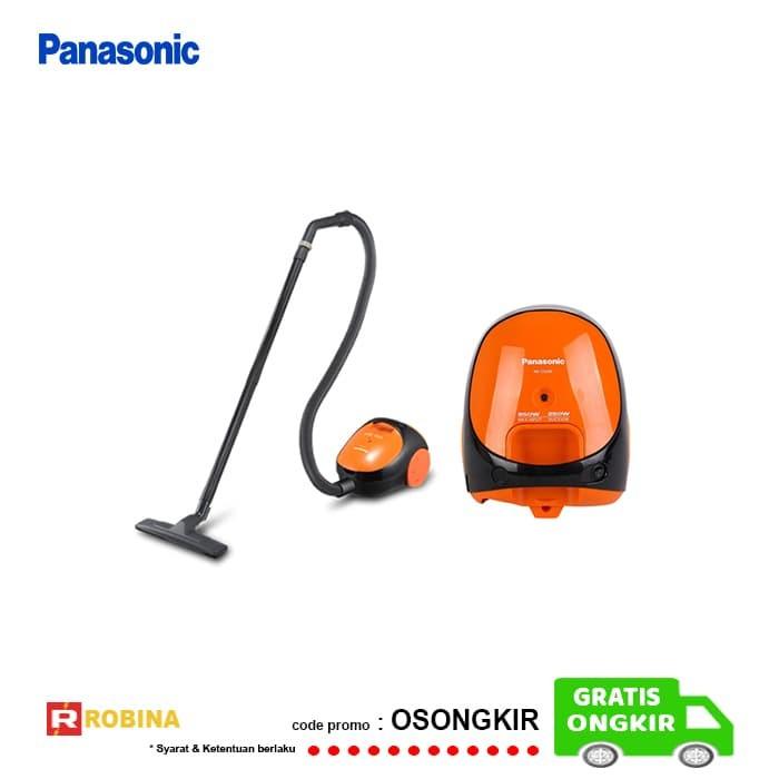 harga Panasonic vacuum cleaner mccg 240 / mccg240 Tokopedia.com