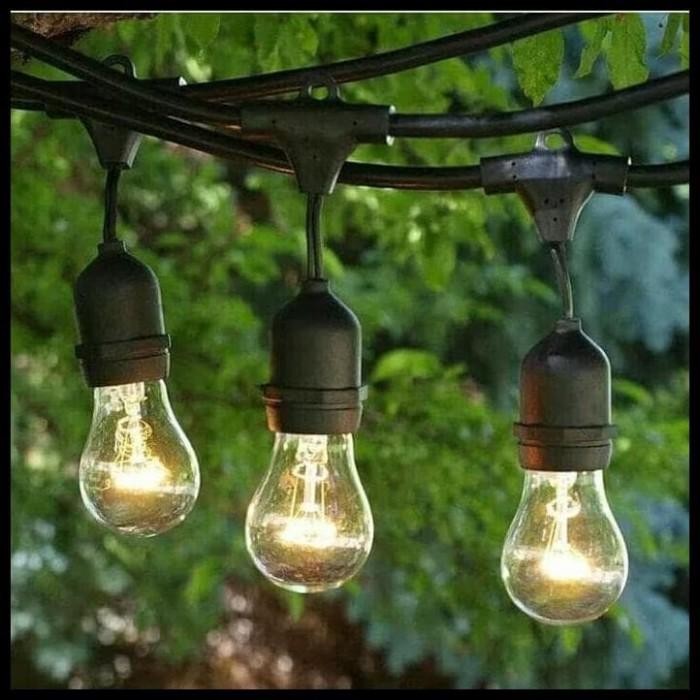 Jual Lampu Gantung Minimalis Kabel Fitting Gantung Lampu Outdoor Taman 10 Dki Jakarta Udinsaprudin65 Tokopedia