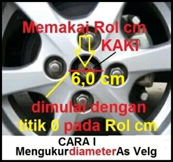 Jual Terlaris Dop Center Velg Mercy List Crom Harga 1 Pc Bukan 4 Pcdiameter Jakarta Barat Toko Murah Rizky Tokopedia
