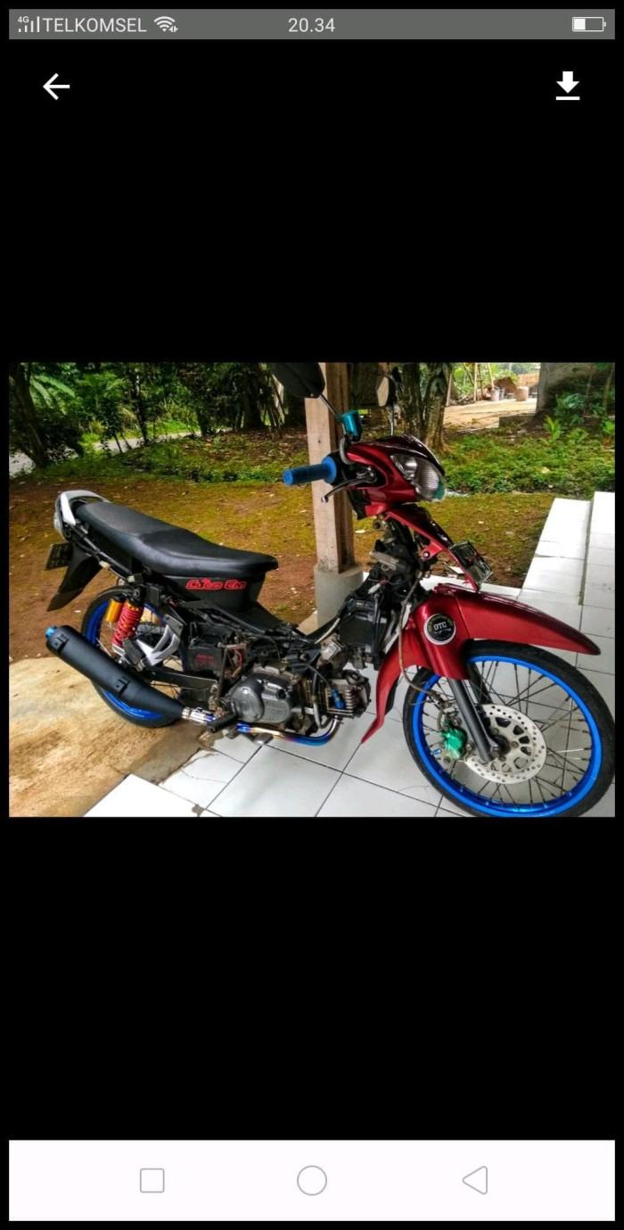 Jual Knalpot Tsukigi Jupiter Z Vega Zr Jupiter Burhan Vega R Jakarta Pusat Adelinasaputri