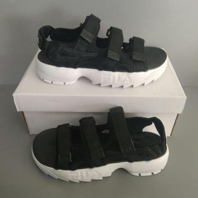 Jual Murah Sepatu Sendal Fila Wanita Original Vietnam Nike Kickers ... 76fe44ef70