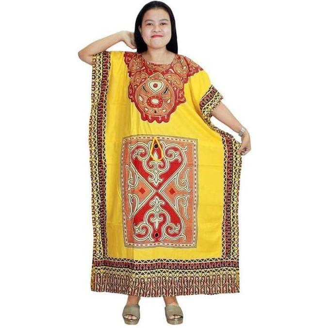 Jual New Product!!! Daster Kalong Kelelawar Jumbo Batik Terbaru ... f5a8421a3e