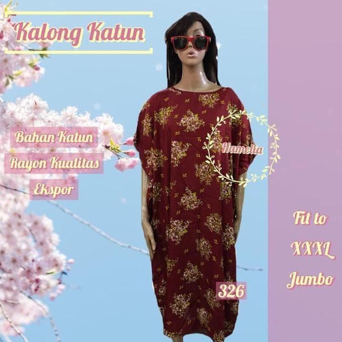 Jual New Product!!! Daster Kalong 100% Katun Berkualitas ... 1ef255d029