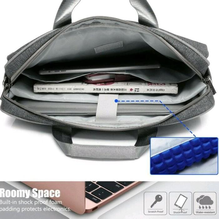 Jual   Tas Laptop Notebook Asus Dell Lenovo Macbook Pro 14 15 Inch ... d4231cc877