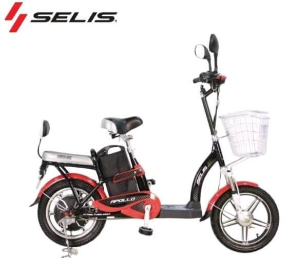 Jual Sepeda Listrik Selis Apollo Jakarta Barat Elektruy Tokopedia