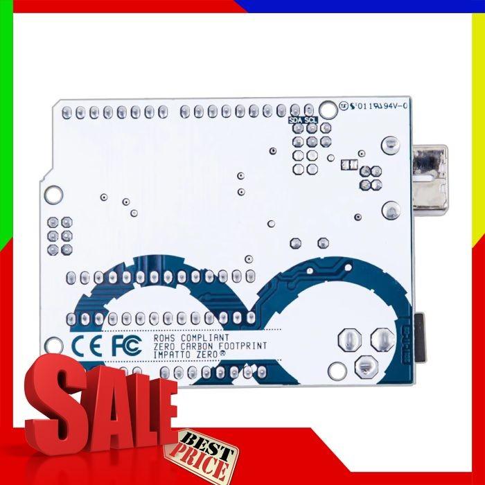 Jual Arduino UNO R3 ATMEGA328P 16U2 DIP Kabel - DKI Jakarta -  sumberjayamakmur   Tokopedia