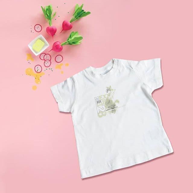 e76a2f846 Jual Kaos Bayi Pendek   Mexx baby girl tshirt   12-18bulan - 12-18 ...