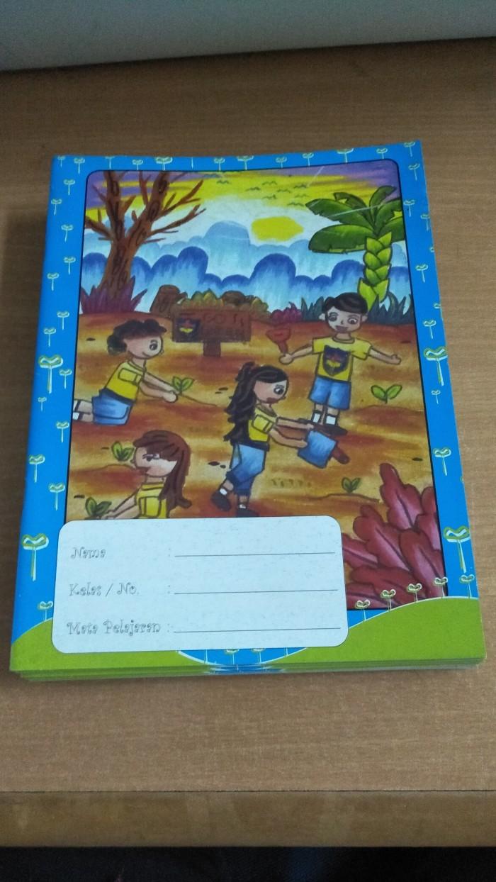 Foto Produk Buku Tulis Universal Ori Penabur Umum Sekolah Kuliah Kerja Profesional dari Quincy Tom