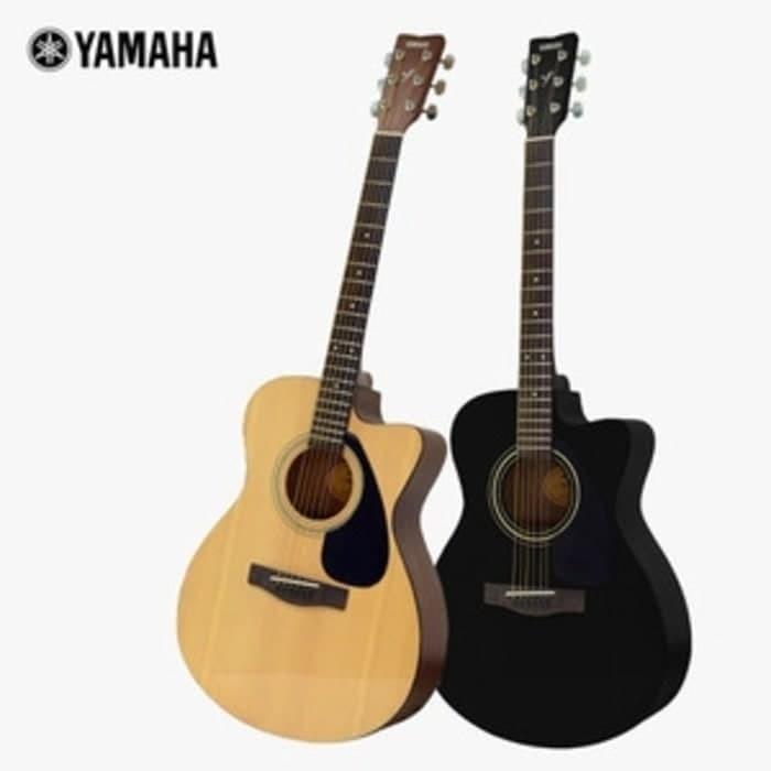 Jual Yamaha Acoustic Guitar FS100C / Akustik Gitar - Kota Bogor - Harmoni  Musik | Tokopedia