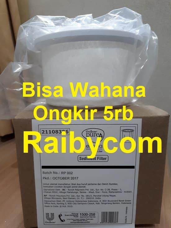 Foto Produk Saringan Pureit 5 Liter Filter Serat Micro MFM Pure It Intella 5L dari Raibycom