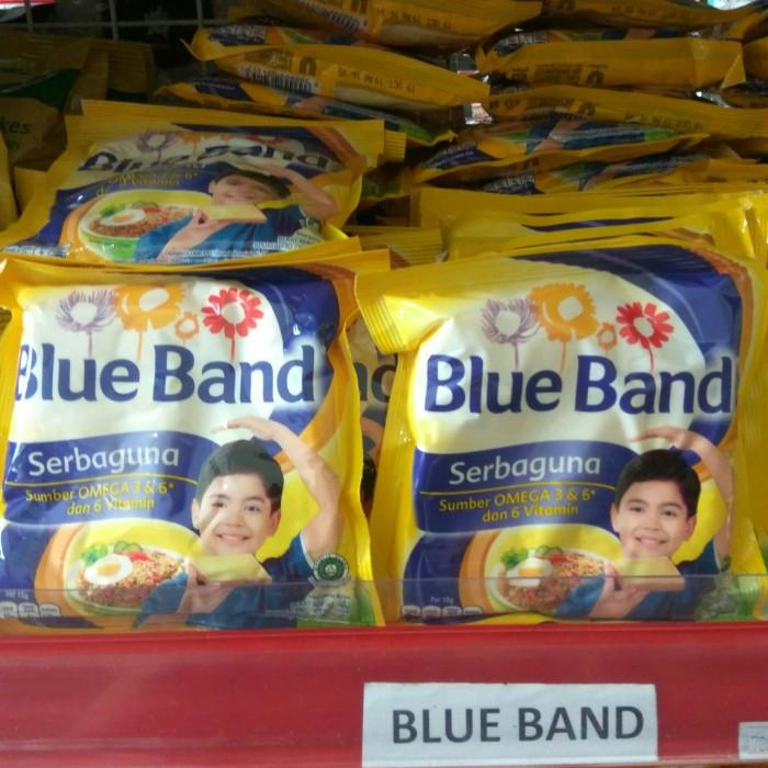 Margarin Blue Band Serbaguna 200 gr