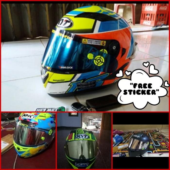 Foto Produk tear off all helm dari harmony indonesia