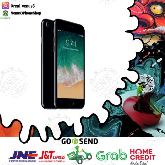 harga Ready new iphone 7 128gb jet black garansi 1 tahun Tokopedia.com