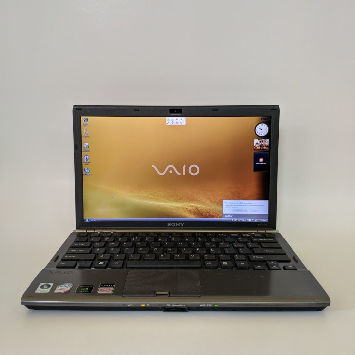 SONY VAIO VGN-Z36GD DRIVERS UPDATE