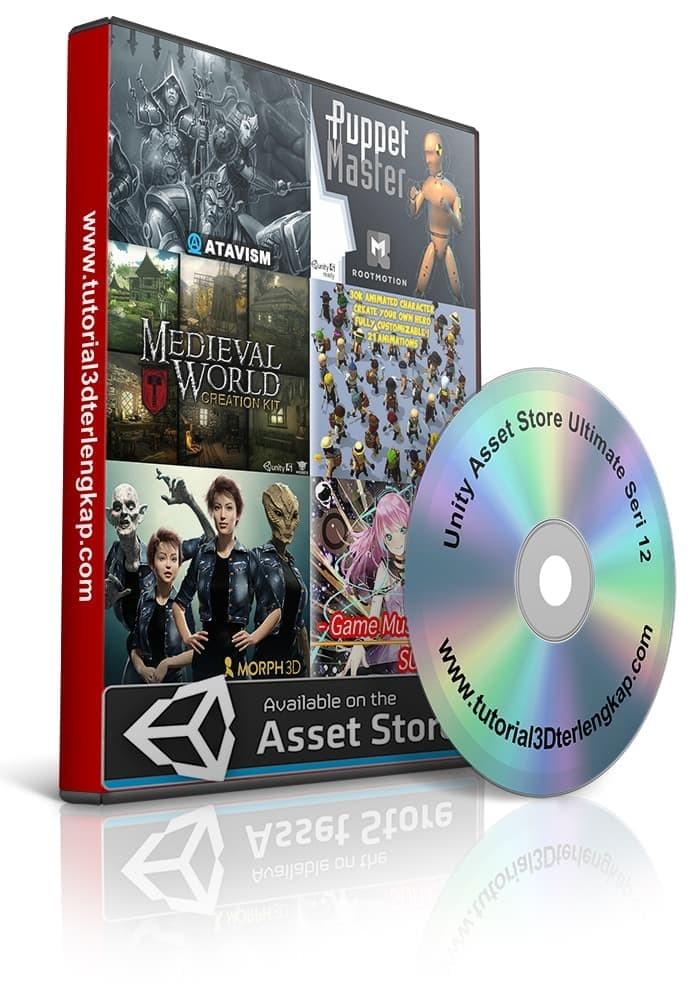 Jual Unity Asset Store Ultimate Seri 12 - Kota Lubuk Linggau - Mikasa  SoundSystem | Tokopedia