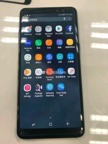 Jual Galaxy S9 Plus Real Fingerprint Hp Batam Bm Hdc Harga Murah