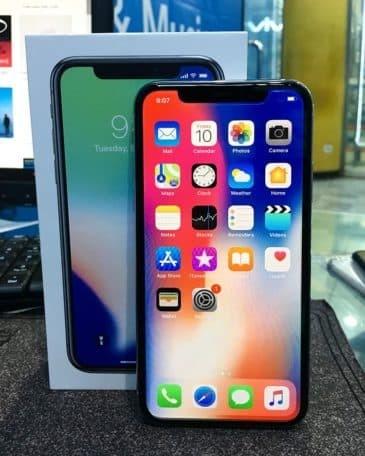 Jual Iphone X Real 4g 64bit Platinum Hp Batam Hdc Ori Bm Harga