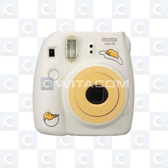 Fujifilm Instax Mini 8 - Gudetama Edition