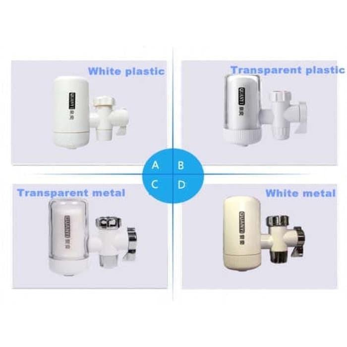 Jual promo Filter Penyaring Keran Air - Transparent olx - Jakarta Barat -  Onlineshop Rachma | Tokopedia