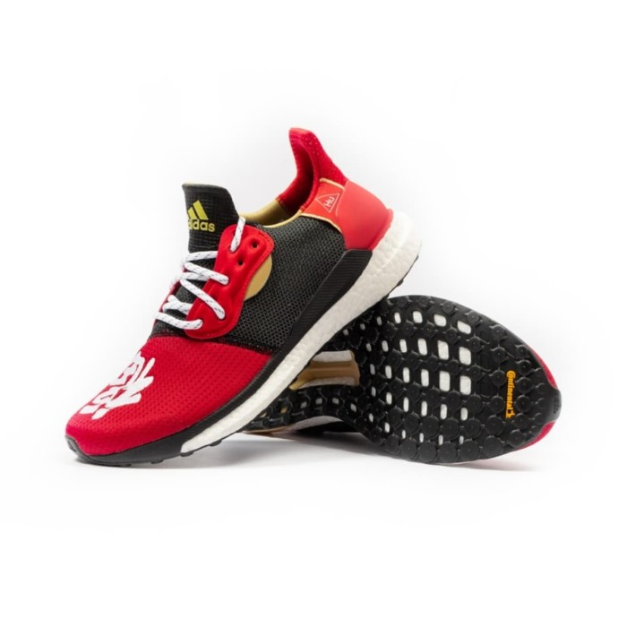 c41484423bc8f Jual Adidas Human Race Pharrell x Solar Hu Glide ST  Chinese New ...