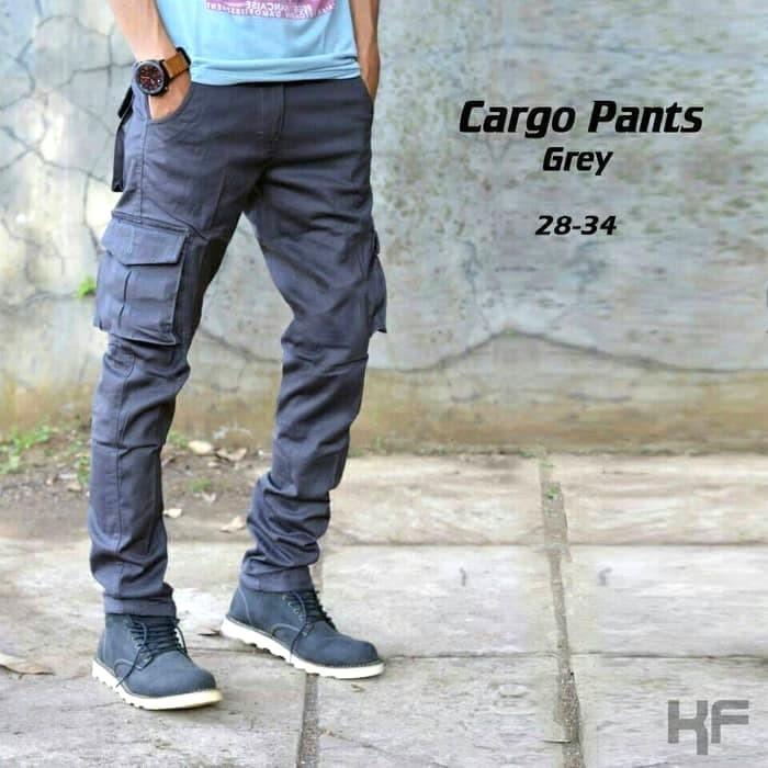 harga Celana panjang kargo/ pdl/gunung cargo pria premium ukuran 27-33 Tokopedia.com