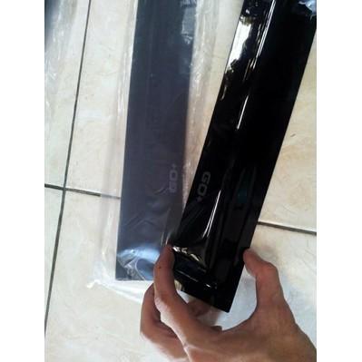Talang Air Side Visor Datsun Go Slim 3M