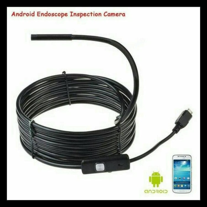 5M SUV Car OTG Endoscope Inspection Detection Camera Accessories For Android 4.0
