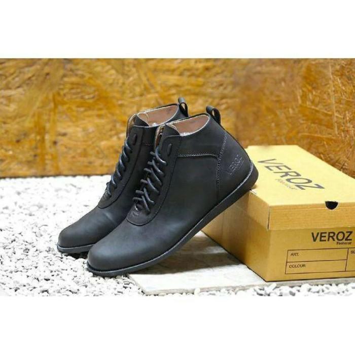 Sepatu Formal Pria Untuk Kerja Kantor Kulit Sintetis Hitam - Daftar ... e2b9a5f7ba