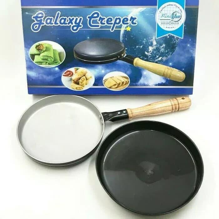 harga Galaxy creper/cetakan dadar gulung/kulit lumpia Tokopedia.com