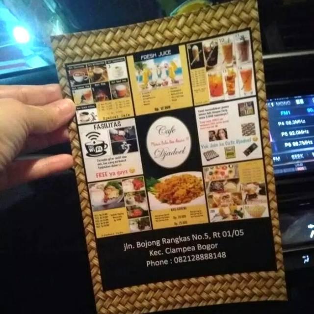 Jual Promo Cetak Brosur Flyer Iklan Promosi Selebaran A4 100 Lembar Keren Kota Tangerang Selatan Kicoy Official Store Tokopedia