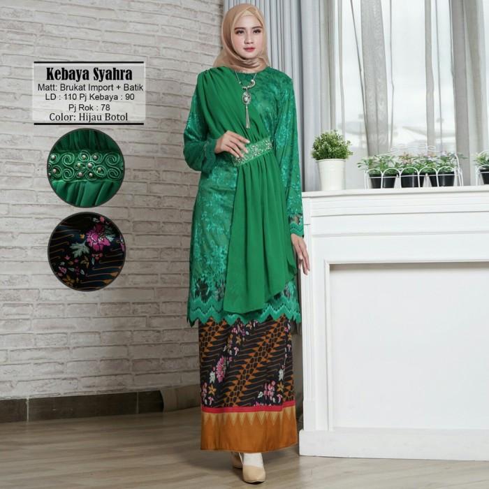 Harga Jual Baju Busan Muslim Wanita Gamis Syari Pesta Maxi Kebaya ... 4c5082a8b9