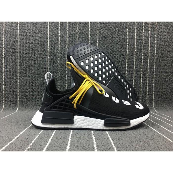 Jual Sepatu Sneakers Desain Adidas Warna Hitam   Putih Luminous ... 6713b549f9