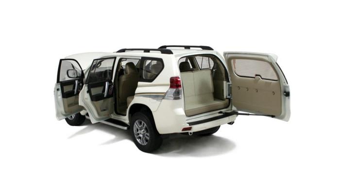 Jual Diecast Toyota Land Cruiser Lc Prado 1 18 Pre Order 4 Warna New Kota Medan Autobahn Diecast Tokopedia
