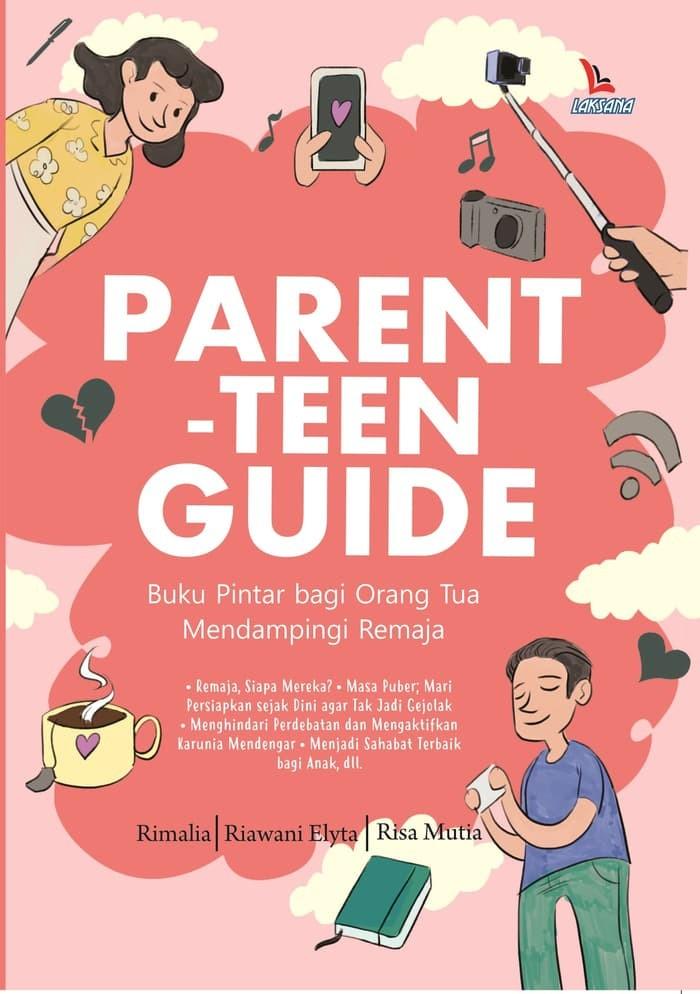 Jual Buku Parent Teen Guide Laksana Kab Sleman Informasi ...