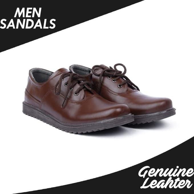harga Sepatu casual pria kulit sapi asli mel wks lrs-21 Tokopedia.com