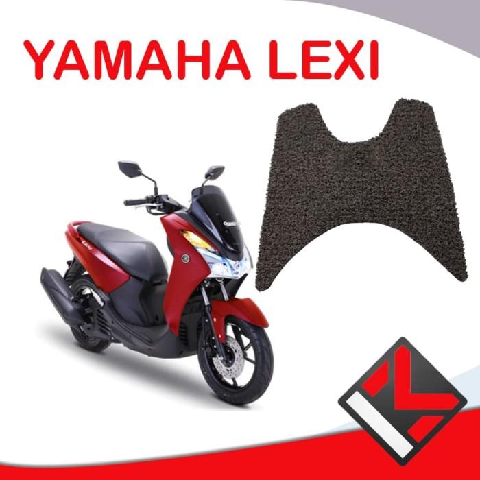 Foto Produk KARPET MOTOR Yamaha Lexi (BEIGE) dari RUMAH JOK DCARZ